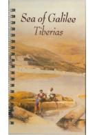 Jegyzetfüzet izraeli - Galileai tenger, Tibériás