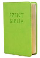 Patmos Biblia - Mini Almazöld