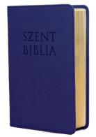 Patmos Biblia - Mini Hamvas Kék sima