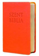 Patmos Biblia - Mini Piros csipkés - Cipzárral