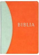 Biblia - Revideált új fordítású (RÚF 2014) - középméretű, puha, varrott