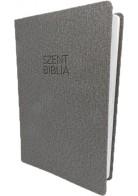 Patmos Biblia - Nagy Szürke Textil Mintás