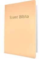 Patmos Biblia Károli - közepes, krém