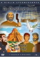 A Biblia Gyermekeknek - Az Ótestamentum 2. DVD