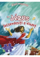 Vigyél magaddal (puzzle) Biblia: JÉZUS lecsendesíti a vihart