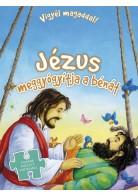 Vigyél magaddal (puzzle) Biblia: JÉZUS meggyógyítja a bénát