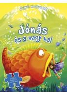 Vigyél magaddal (puzzle) Biblia: Jónás és a nagy hal