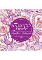 Az 5 szeretetnyelv® - Színezőkönyv felnőtteknek