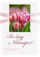 Képeslap - borítékos: Boldog Névnapot!