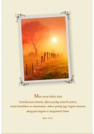Képeslap - borítékos: Bátorító
